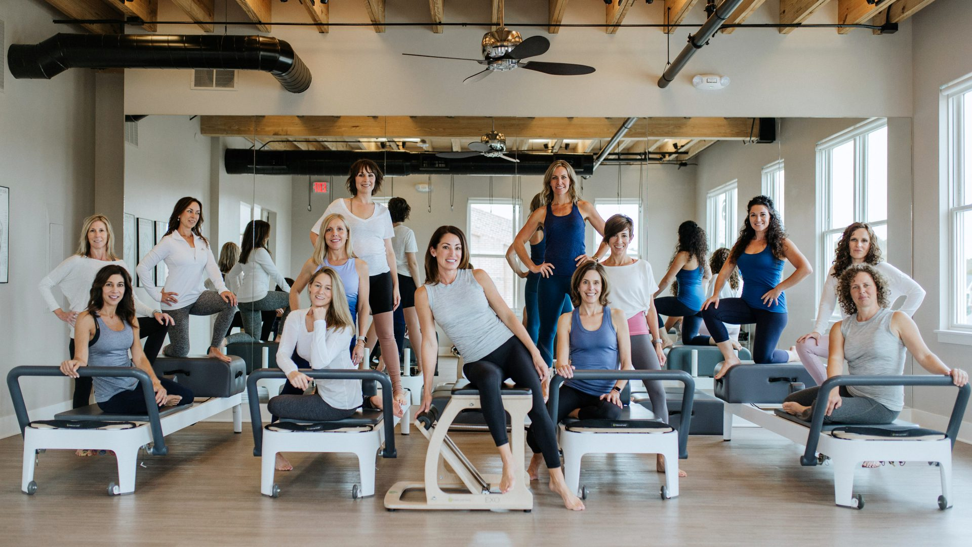 Pilates in Ada